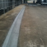 B2 kerb and channel 1