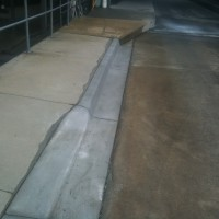 B2 kerb and channel 2
